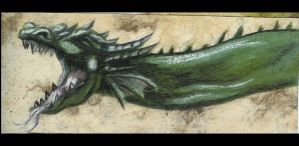 Green Dragon. by Coolflm