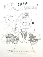 Happy new year already! 1 by komi114