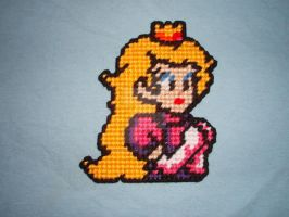 Princess Peach by nekorequest