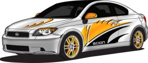 Scion tC Color by rSYNist17