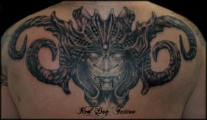 Terjes Back by Reddogtattoo