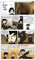 Harry Potter Comic 003 by W1LLSUN