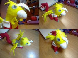 Battle Cougar Plushie by PlushRayseTiger