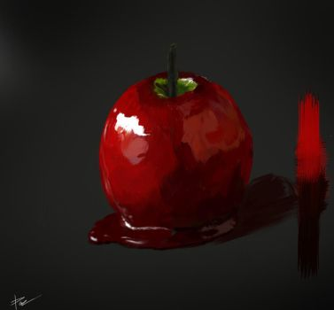 practice CandyApples by D-Alexander-A