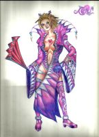 Leblank FFX-2 by AndromedaChained