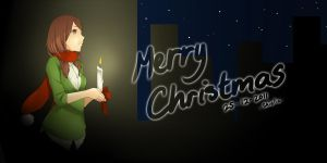 Merry Christmas 2011 by m0rning-gl0ry