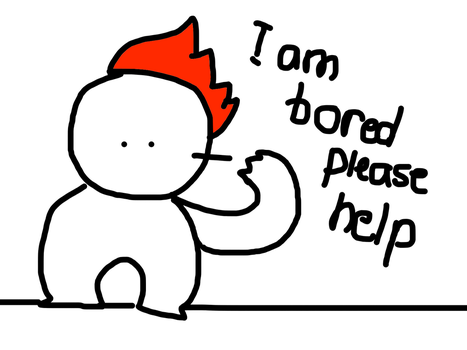 Help im bored by SilverWatchHD