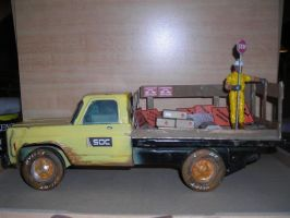 Sanyco New Bomb Flager Truck by Rocail-Studios