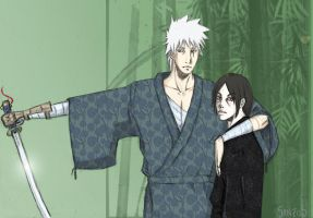 wheres my samurai by Sanzo-Sinclaire
