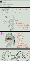 Ask Riley, Jamie and Nico .:Answered:. by XxAnthro16xX