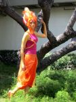 Oh Flame Princess by Zzxya