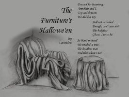 The Furniture's Hallowe'en by LatteBleu