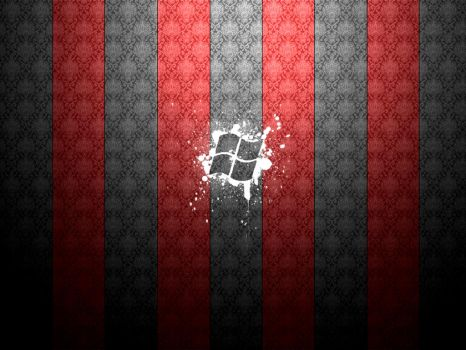 Windows Wallpaper by iamthedesign