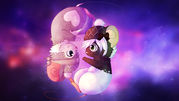 In Space by Nariette