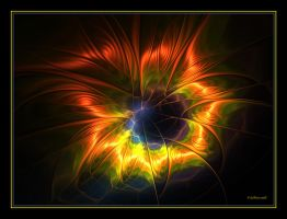 Flower of The Sun by Szellorozsa