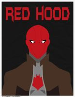 Red Hood Poster by xDarkHikarix