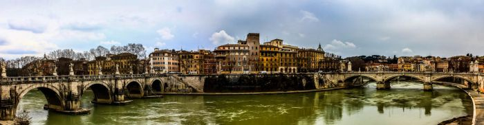 Roma by ilmaledetto