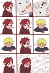 NaruGaa Comic by quidditchchick004