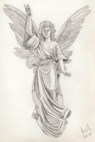 Angel of Mercy by sweetmarly
