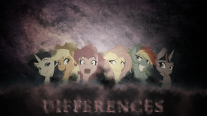 Differences(Almost 200 Watchers Special) by Omniscient-Duck