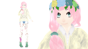.:flUTTERSHY:. by StylinSorrowMMD