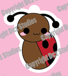 Ladybug Charm Design by DexStudiosDesigns