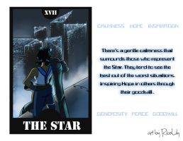 Motorcity: The Star Tarot by Rice-Lily