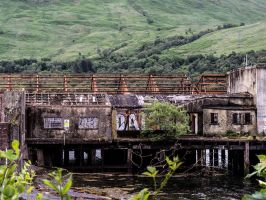 Abandoned in Scotland. by jennystokes