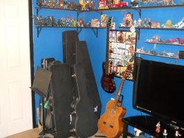 My Nerd Cave 9-29-13 (Video) by Malidicus