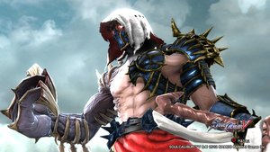 Nightmare - Soul Calibur 5 - 15 by SOLDIER-Cloud-Strife
