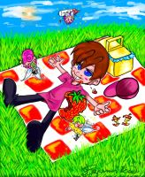 Picnic Moment by BB-K