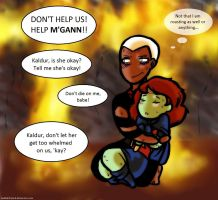 YJ- No One Loves Aqualad by BuddhatheBob