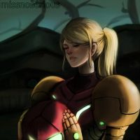 Samus Aran by MissNoSerious