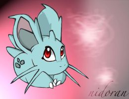 Nidoran by Absolicious
