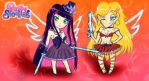 Anarchy Panty and Stocking by moonkittyproductions