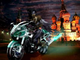 Moscow Rally by Fera-Feueragian