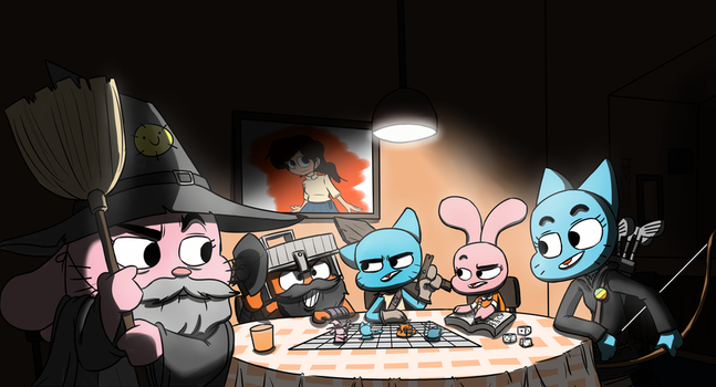 Game Night by LooTennant
