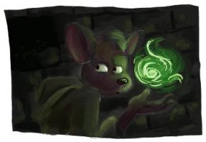 Mouse Mage by sonderjen