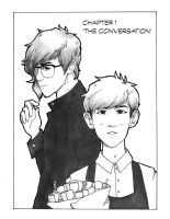 CH1: The Conversation by yukyura