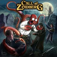 Call of Zoidberg by danolas