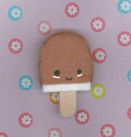 Fudgesicle pin by RyuuseiHime