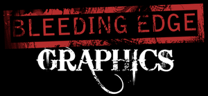 Bleeding Edge Logo 2 by davidgentine