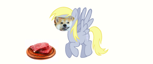 Doge found meat by JamsWilliam58