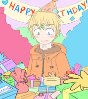 SP- Happy Birthday Kenny by Chao-sama