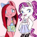 Fashion ponies by pipomanager-mimmi