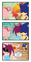 No Way Comic by Kentami