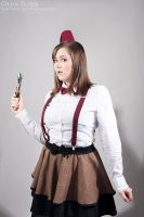 11th Doctor cosplay IV by Samii-Doll