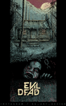 Evil Dead Illustration by KGArtDesign