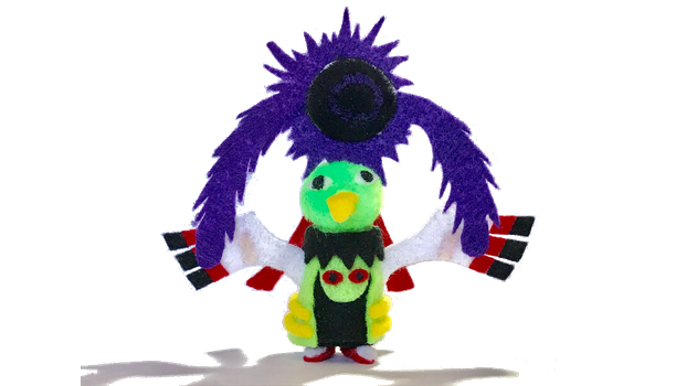 Xatu Used Shadow Ball! by LuckyNumber113