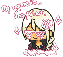 MY NAME IS KLAVIER by yurinaruchan